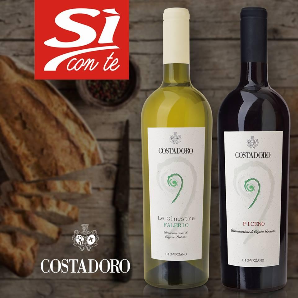 promozione vini costadoro