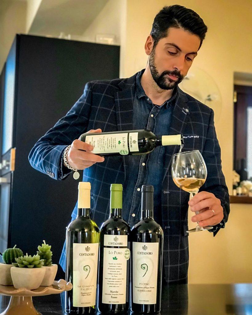 Vini Costadoro Massimiliano Rocchetti