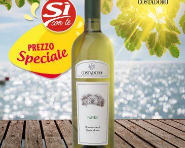Vino bianco Falerio Sì con Te Costadoro