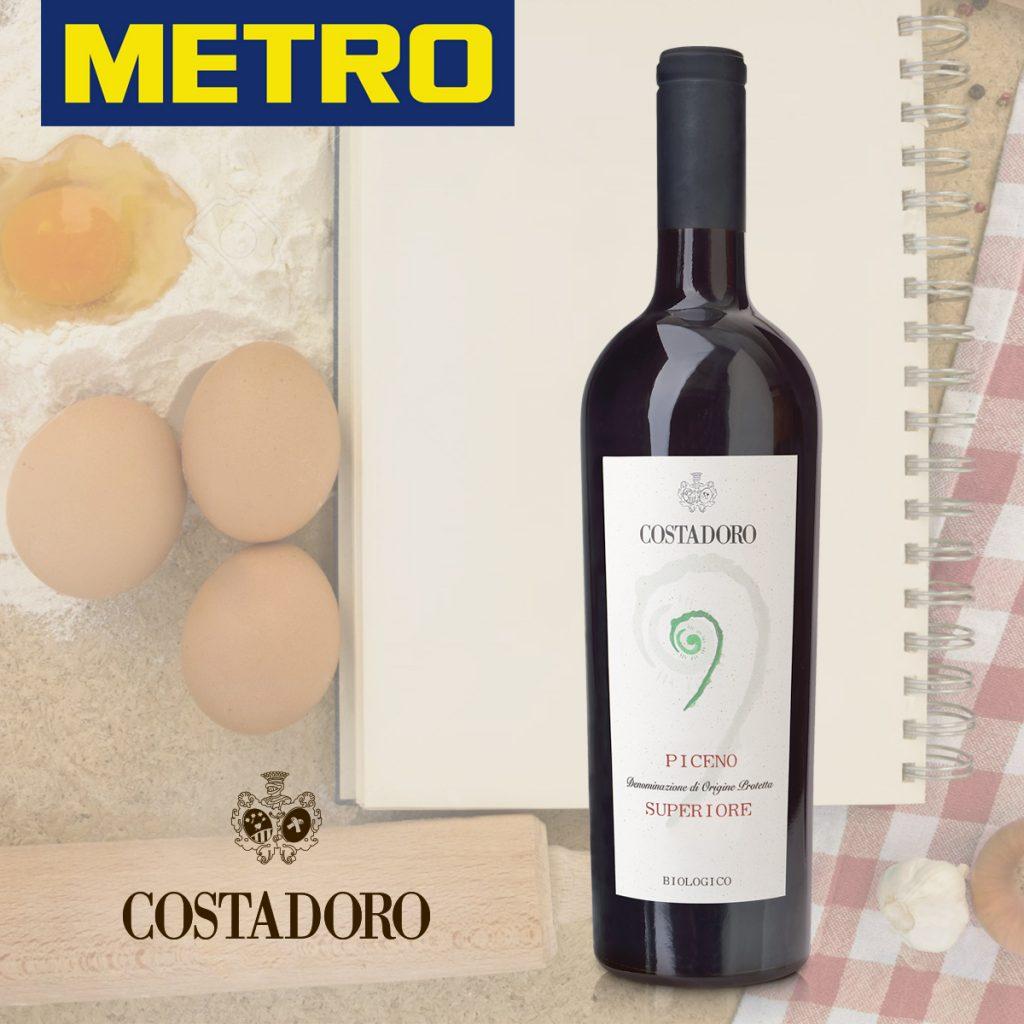 Costadoro Vini Rosso Piceno Superiore
