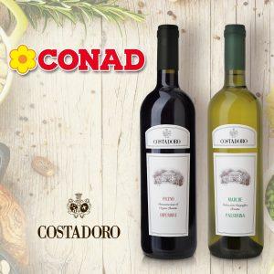 Conad Vini Costadoro promo