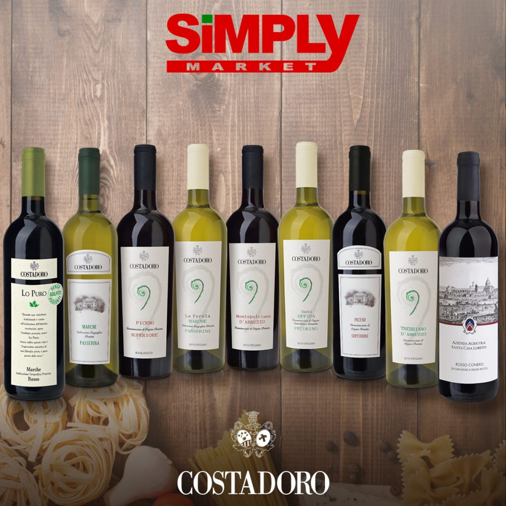 Costadoro Vini Simply
