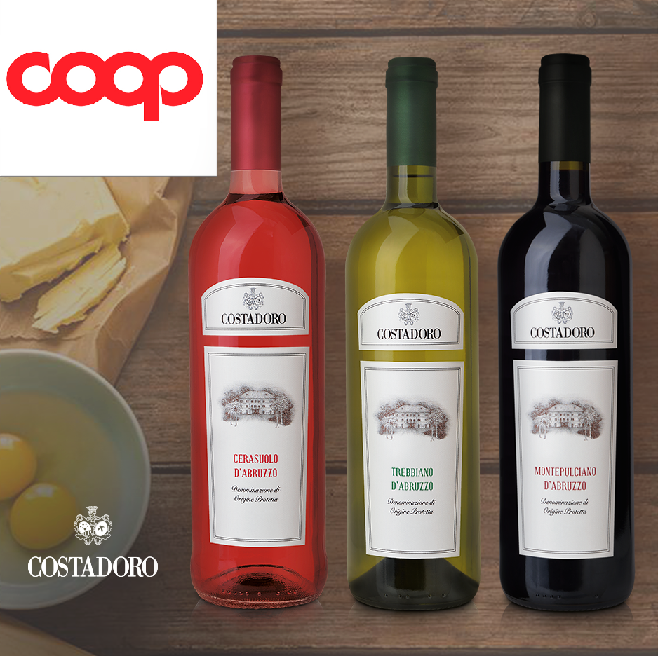 vini costadoro coop_Montepulciano_Trebbiano_Cerasuolo